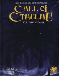 Cover image for Call of Cthulhu : : keeper rulebook
