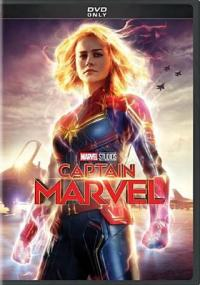 Cover image for Captain Marvel