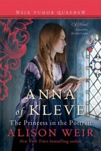 Cover image for Anna of Kleve : : the princess in the portrait