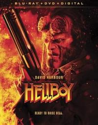 Cover image for Hellboy 2019