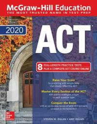 Cover image for ACT 2020