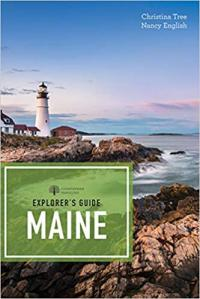 Cover image for Explorer's guide : : Maine