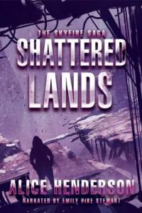 Cover image for Shattered lands