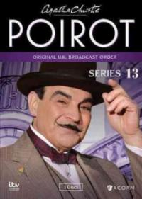 Cover image for Poirot.