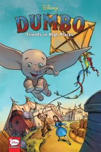 Cover image for Disney Dumbo : : friends in high places