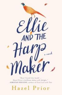 Cover image for Ellie and the harpmaker