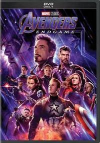 Cover image for Avengers, endgame