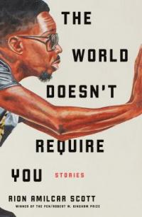 Cover image for The world doesn't require you : : stories