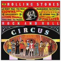 Cover image for Rolling Stones rock and roll circus.