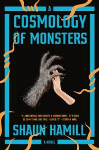 Cover image for A cosmology of monsters