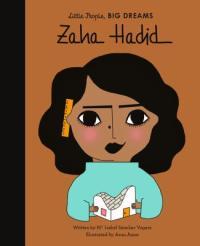 Cover image for Zaha Hadid