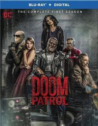 Cover image for Doom patrol.