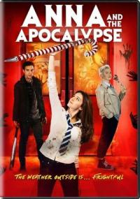 Cover image for Anna and the Apocalypse