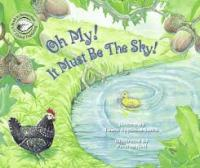 Cover image for Oh my, it must be the sky!