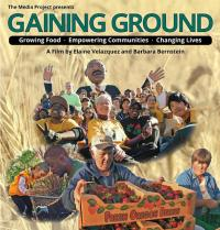 Cover image for Gaining ground : : growing food - empowering communities - changing lives