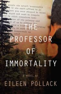 Cover image for The professor of immortality