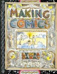 Cover image for Making comics