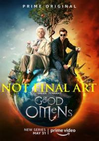 Cover image for Good omens.