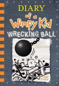 Cover image for Diary of a wimpy kid,
