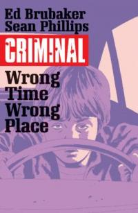 Cover image for Criminal.