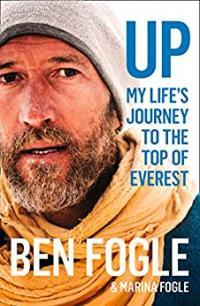 Cover image for Up : : my life's journey to the top of Everest