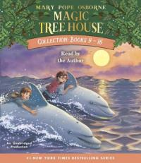 Cover image for Magic tree house.