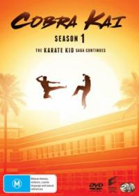 Cover image for Cobra kai.