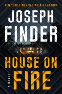 Cover image for House on fire : : a novel
