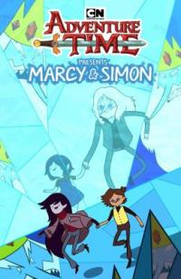 Cover image for ADVENTURE TIME - MARCY & SIMON.