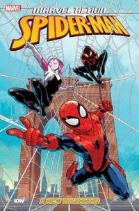 Cover image for Marvel action.