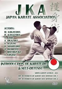 Cover image for JKA Japan Karate Association.