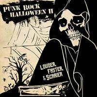 Cover image for Punk rock Halloween II : : louder, faster & scarier.