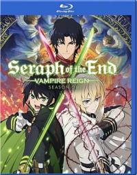 Cover image for Seraph of the end.