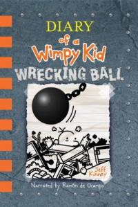 Cover image for Diary of a wimpy kid.