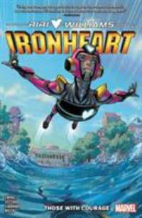 Cover image for Ironheart.