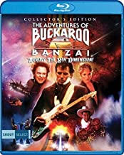 Cover image for The adventures of Buckaroo Banzai : : across the 8th dimension