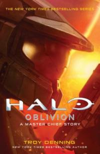 Cover image for Halo: Oblivion: A Master Chief Story.