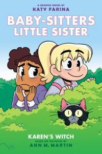 Cover image for Baby-sitters little sister.