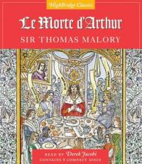 Cover image for Le morte d'Arthur