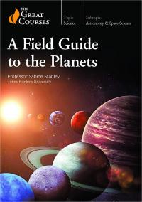 Cover image for A field guide to the planets