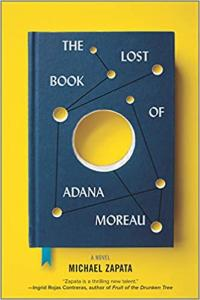 Cover image for The lost book of Adana Moreau