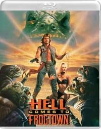 Cover image for Hell comes to Frogtown