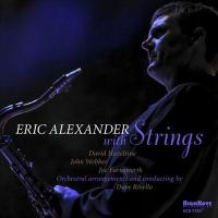 Cover image for Eric Alexander with strings
