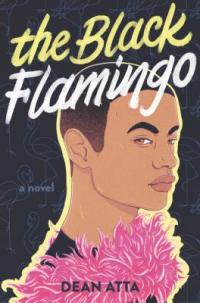 Cover image for The black flamingo