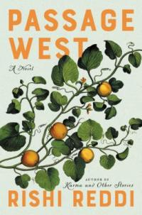 Cover image for Passage west : : a novel