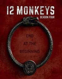 Cover image for 12 monkeys.