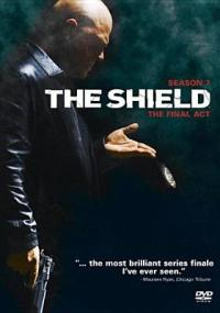 Cover image for The shield.