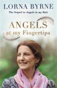 Cover image for Angels at my fingertips
