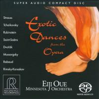 Cover image for Exotic dances from the opera.