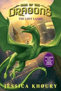Cover image for Rise of the dragons.